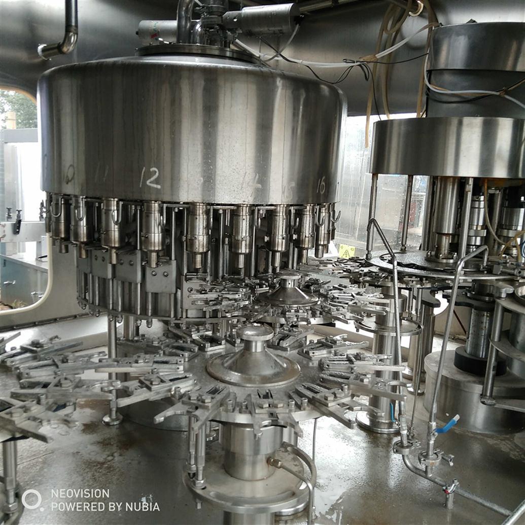 西宁回收饮料厂设备