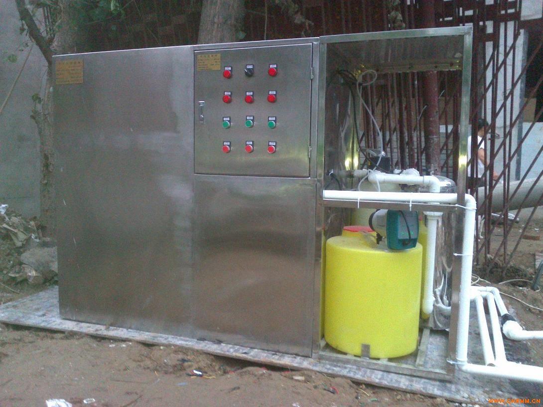 醫療廢水處理設備-西雙版納