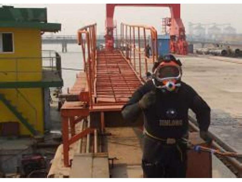 九江水下安装施工
