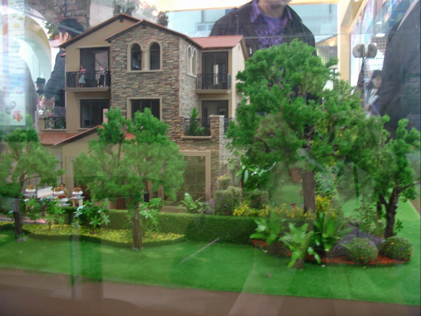 宜宾售楼部沙盘模型制作图片