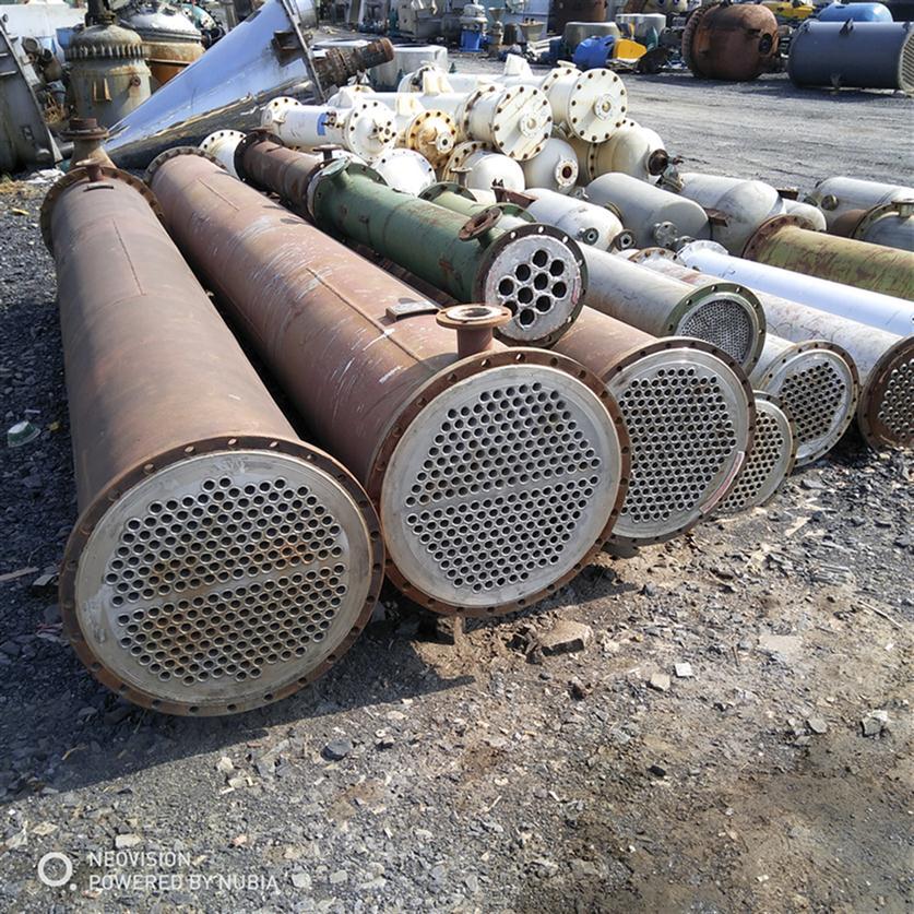 安顺高价回收石墨冷凝器