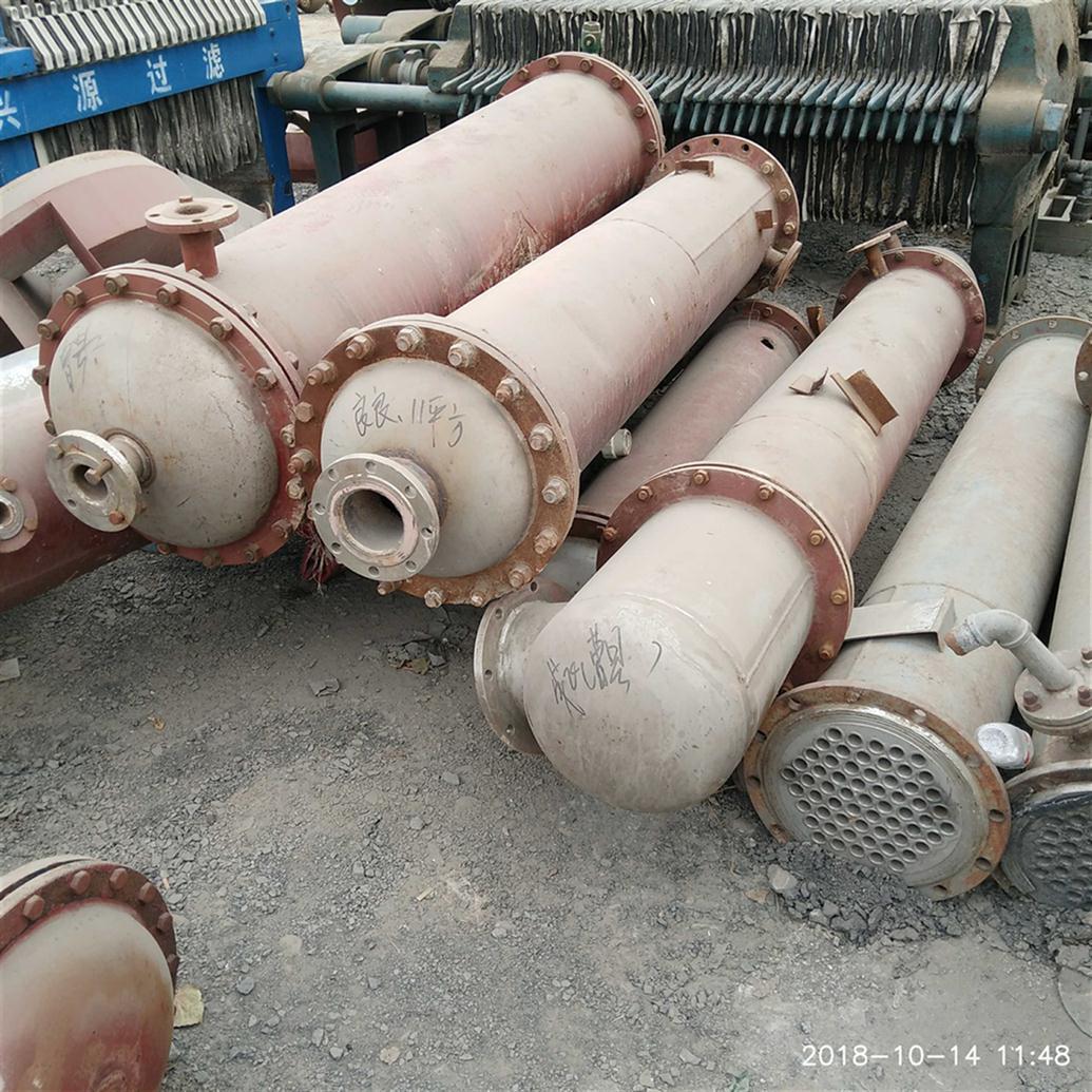 安康高价回收石墨冷凝器