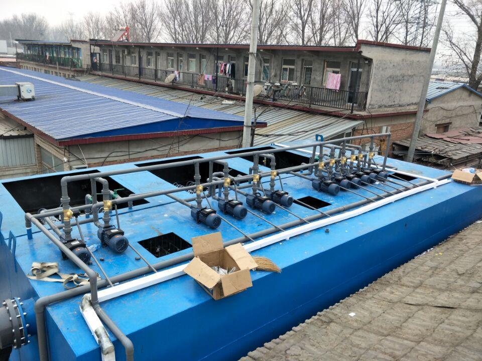 重庆洗涤污水处理设备