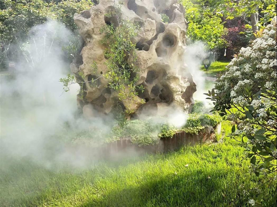 景觀人造霧價格 加濕降溫