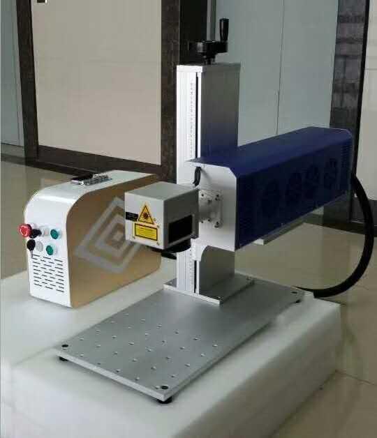 横沥金属塑胶激光镭雕机价格