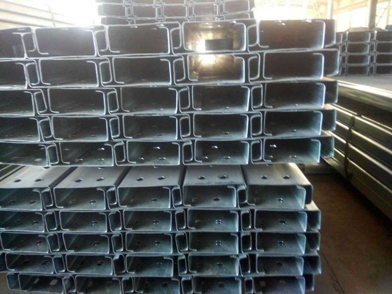 吉安C型钢加工厂
