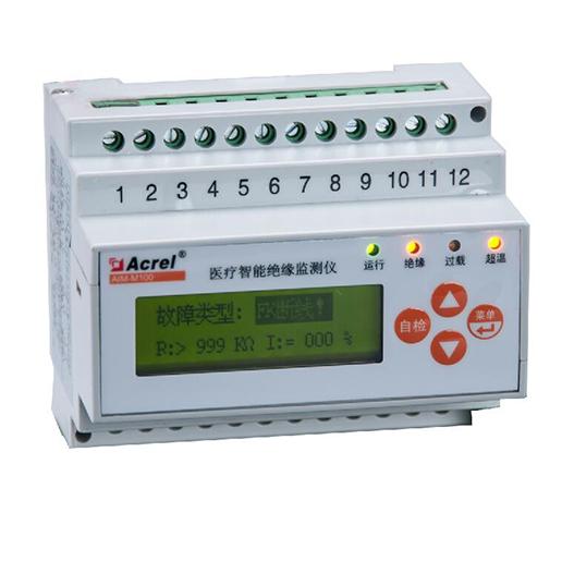 安科瑞IT配電系統絕緣監測儀表