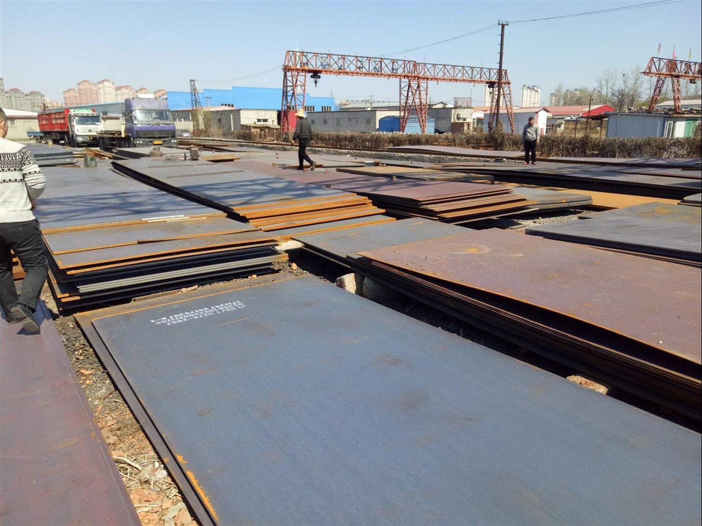 玉林钢板批发厂家