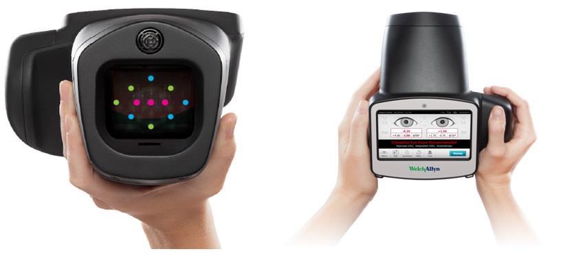 东方美国伟伦双目视力筛查仪VS100