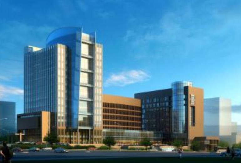 宿州医院设计