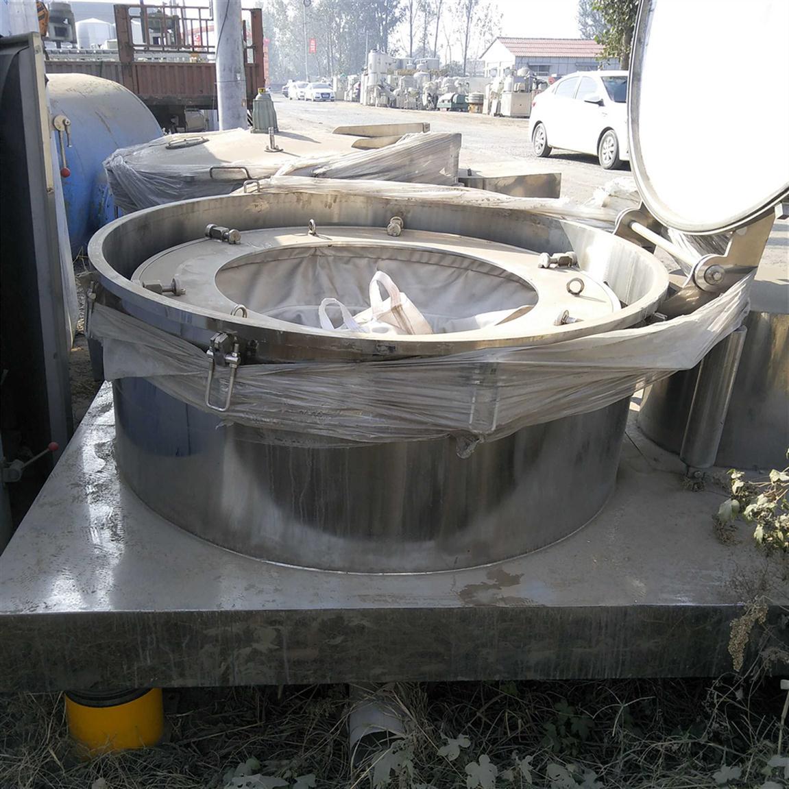安庆回收卧式刮刀卸料离心机厂家