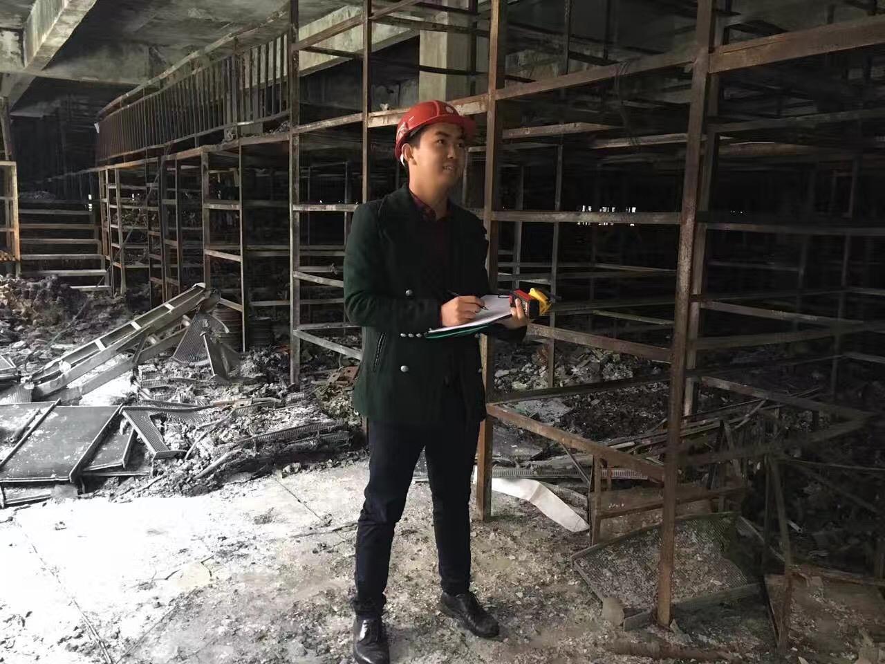 张家口钢结构厂房承重检测