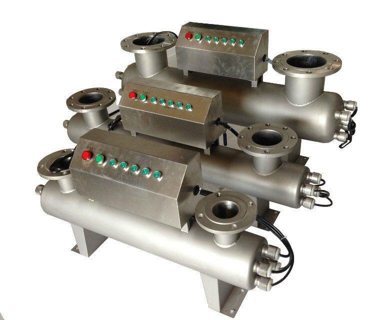 TOC紫外線消毒器降解器去除TOC的工作原理