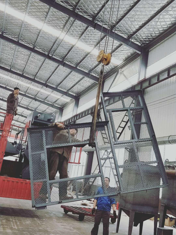 陜西商洛洛南混凝土噴丸設備實業廠家
