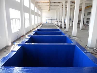 污水站三油兩布玻璃鋼防腐廠家