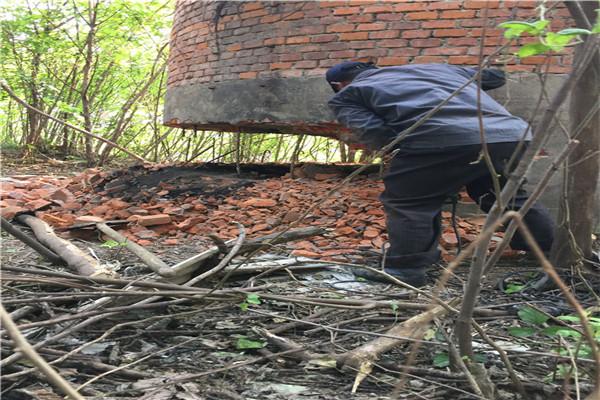 兰州烟囱拆除公司