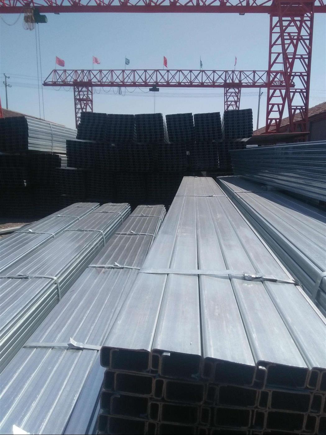广州C型钢批发价