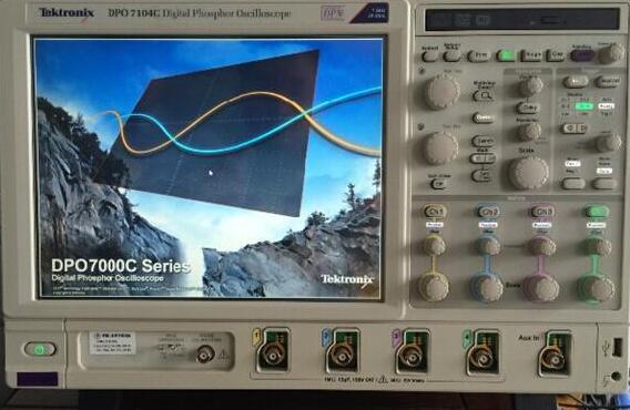 泰克DPO7104C示波器維修