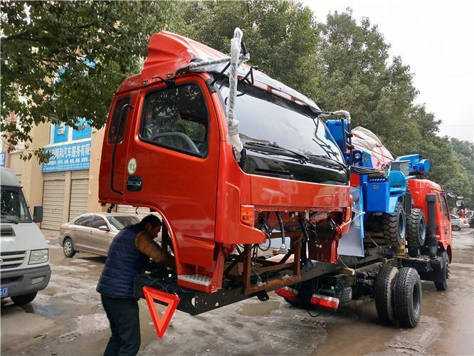 西藏东风凯普特K5K6K7K8驾驶室总成配件