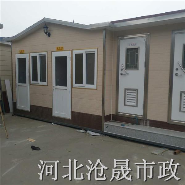 邯郸移动厕所公司