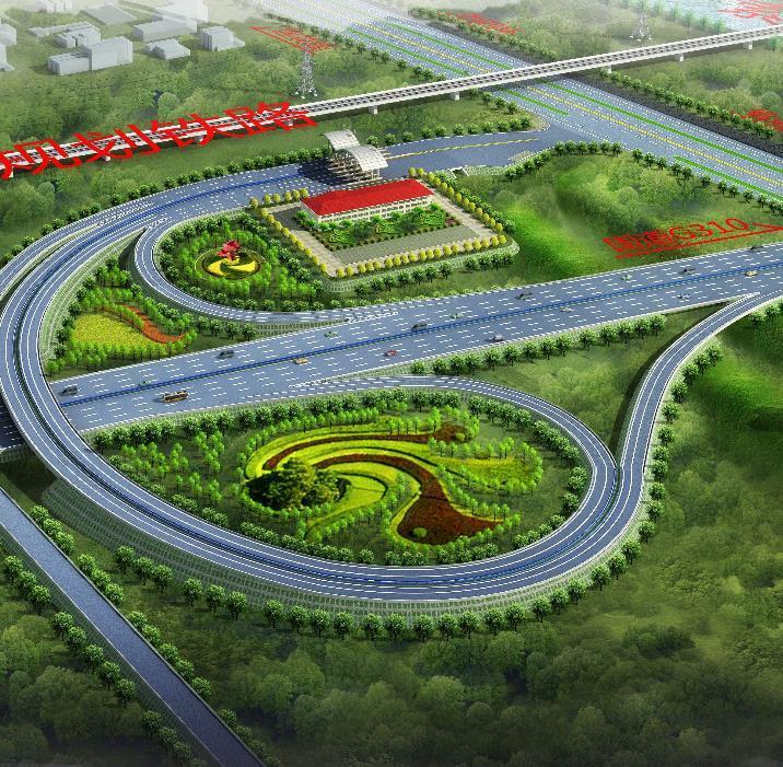 智能道路桥梁设计
