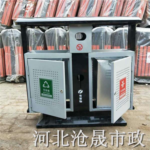 秦皇岛户外垃圾桶生产商