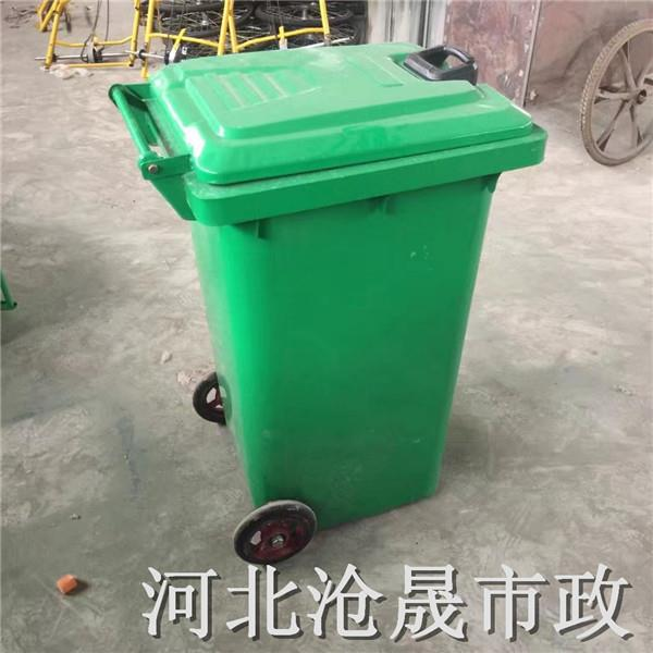 阿拉善盟塑料垃圾桶特点