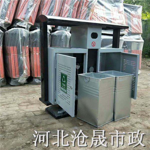 潍坊小区垃圾桶