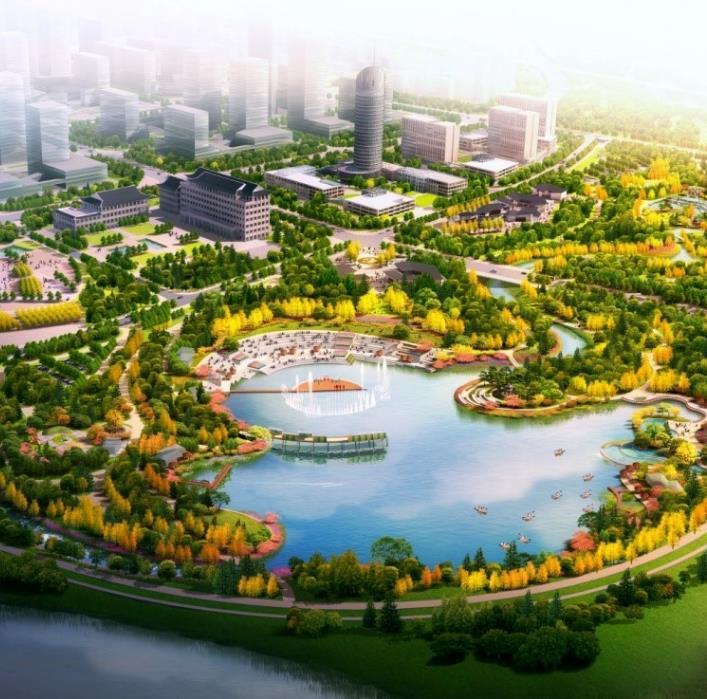 热门风景园林设计