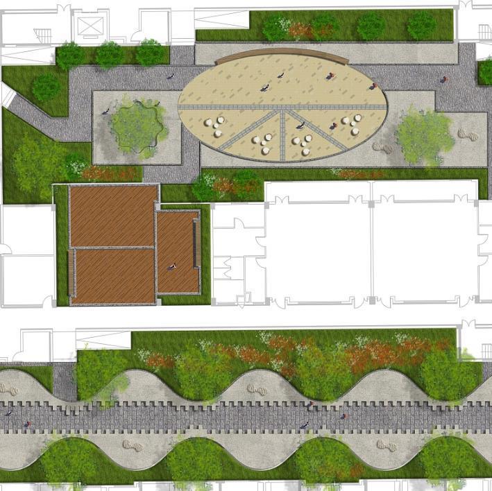 阎良区风景园林设计