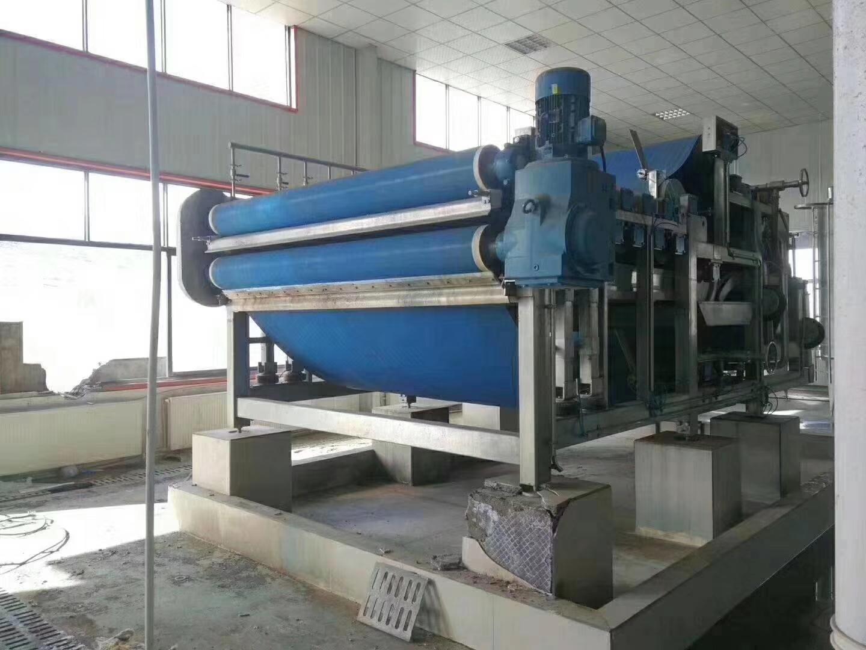 鄂州回收二手带式压滤机