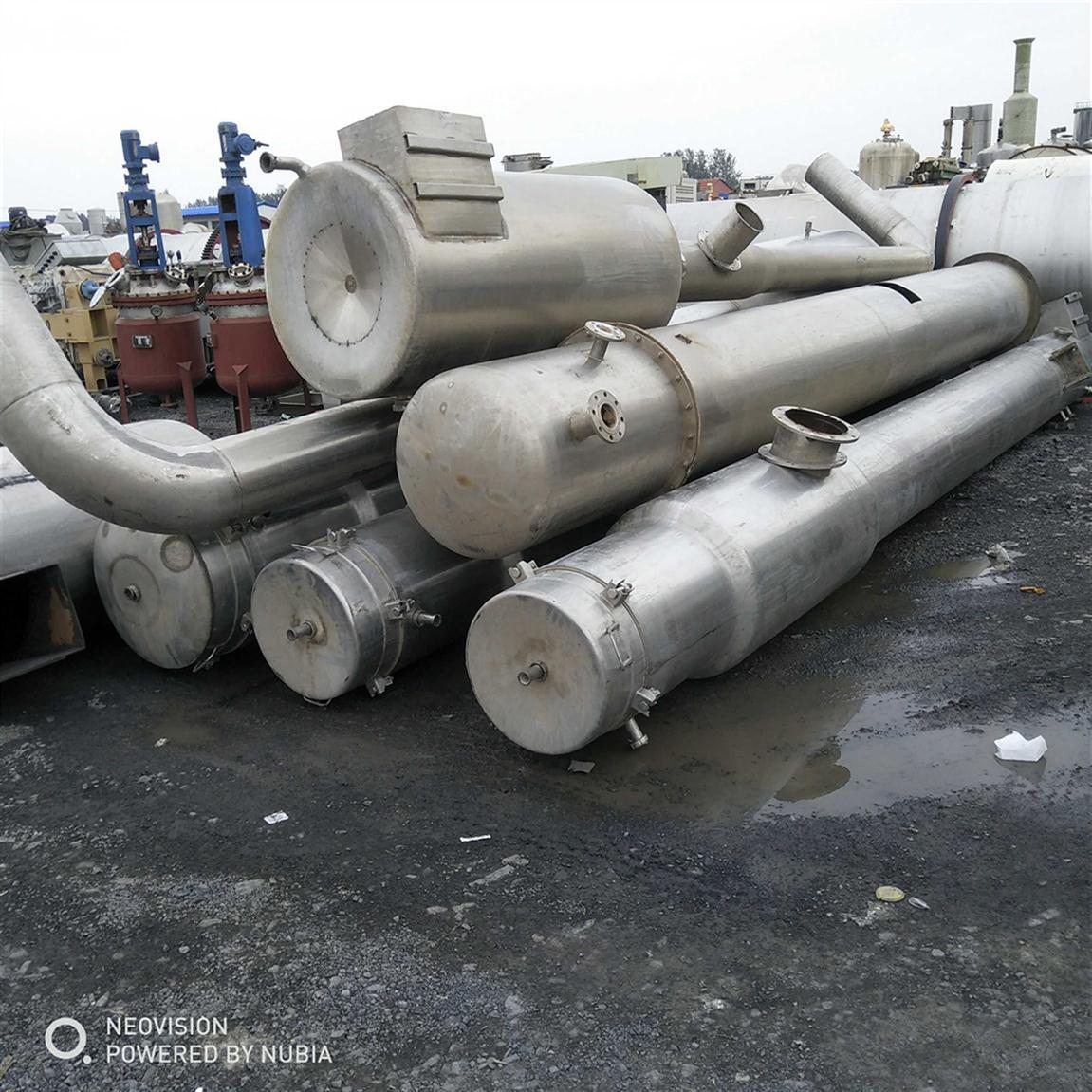 天津回收MVR蒸发器