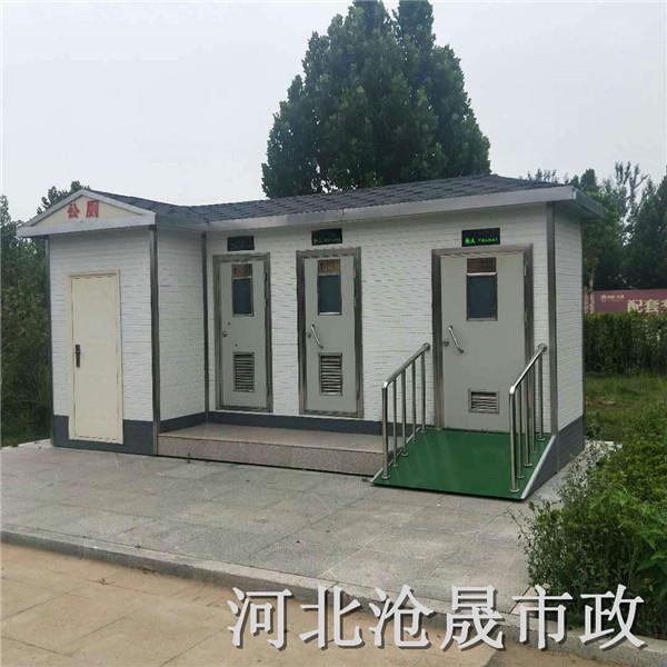 内蒙古移动厕所厂家价格