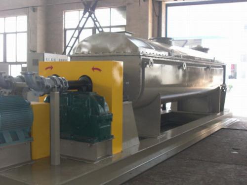 凉山回收二手空心桨叶干燥机