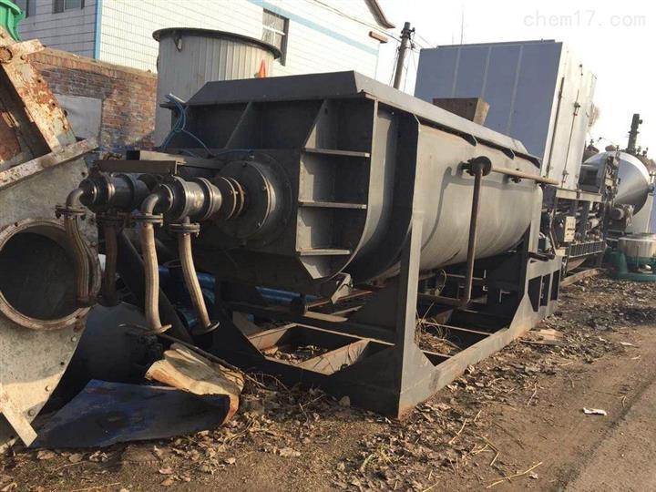 亳州回收空心桨叶干燥机
