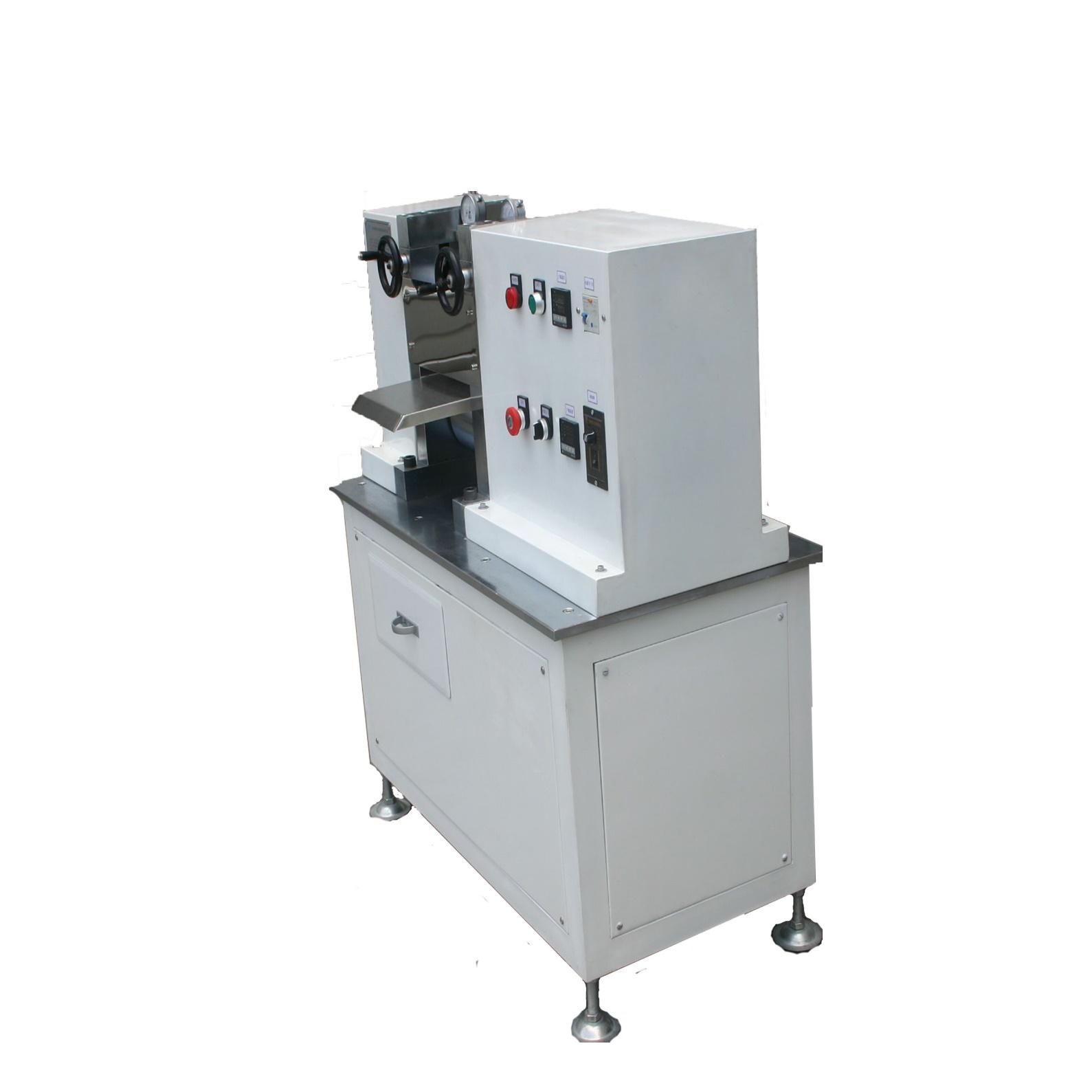 锂电实验加热型辊压机