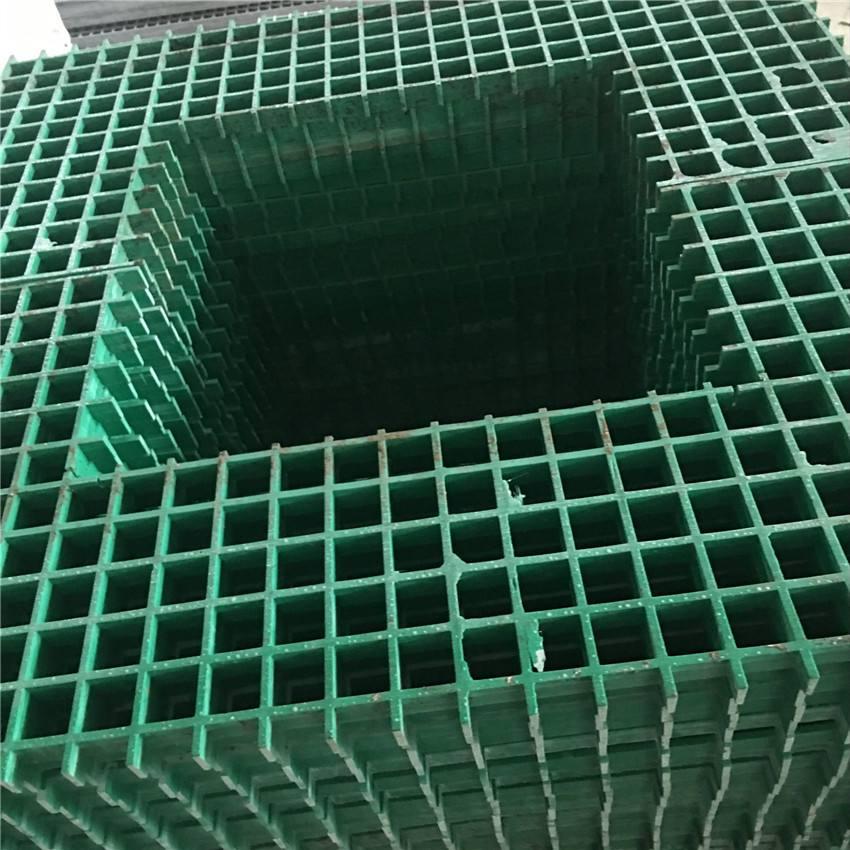 平台用盖板玻璃钢格栅走道格栅质量保证