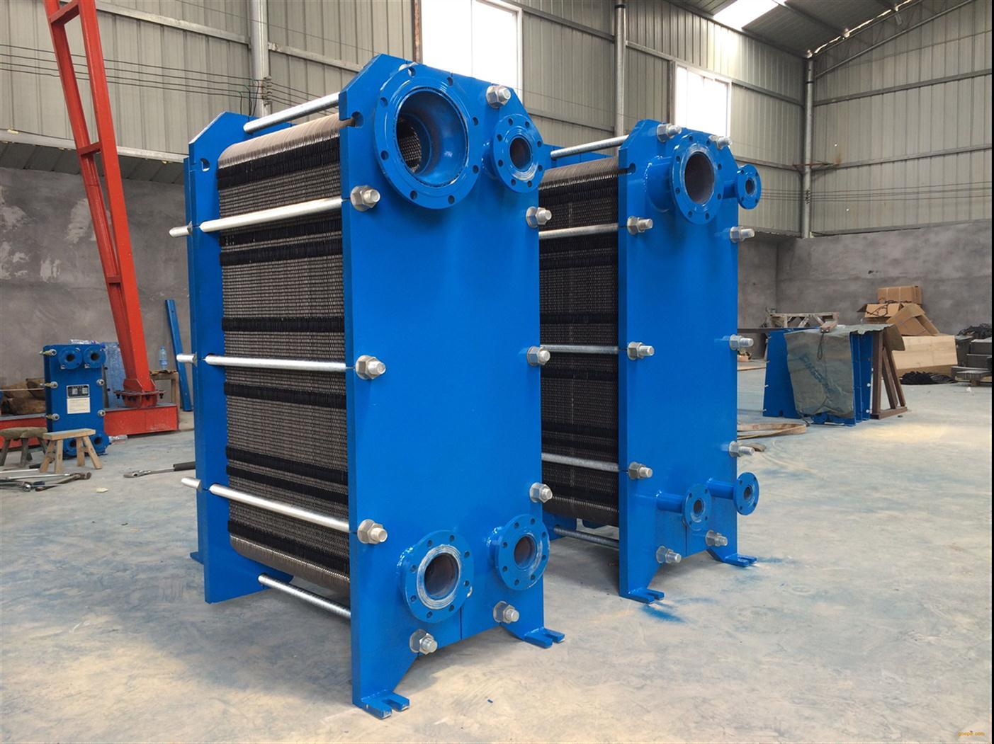 北京回收板式换热器