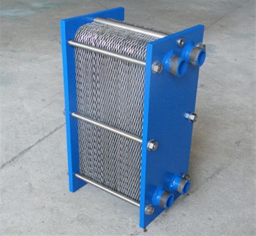 陕西回收板式换热器