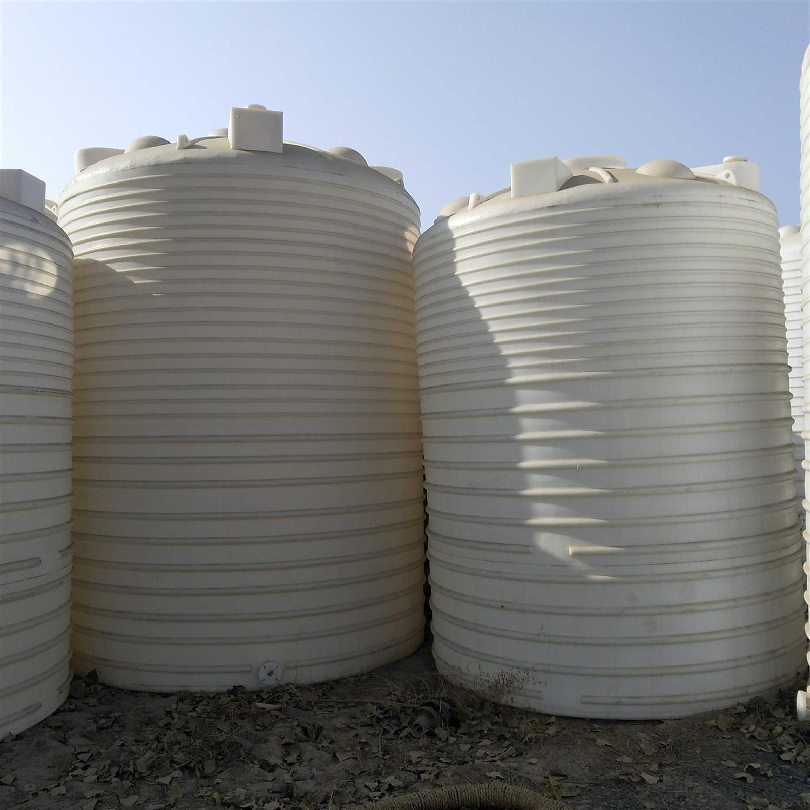 济南回收PE塑料储罐