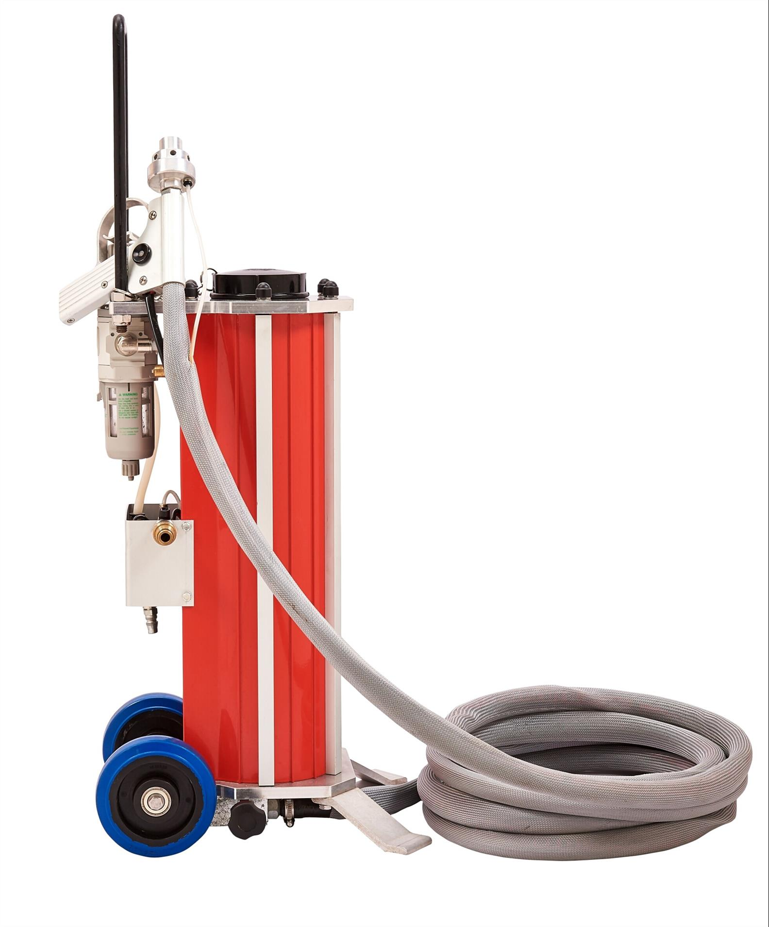 IBIX 9 H2O 干濕兩用型噴砂機