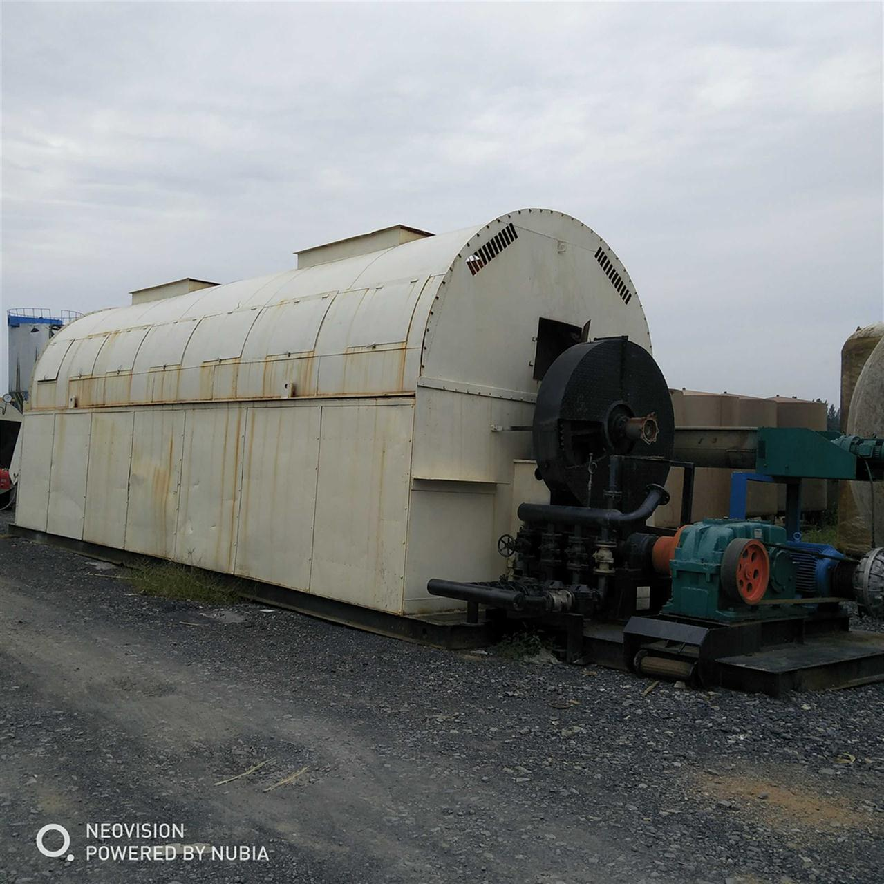 焦作回收管束干燥机