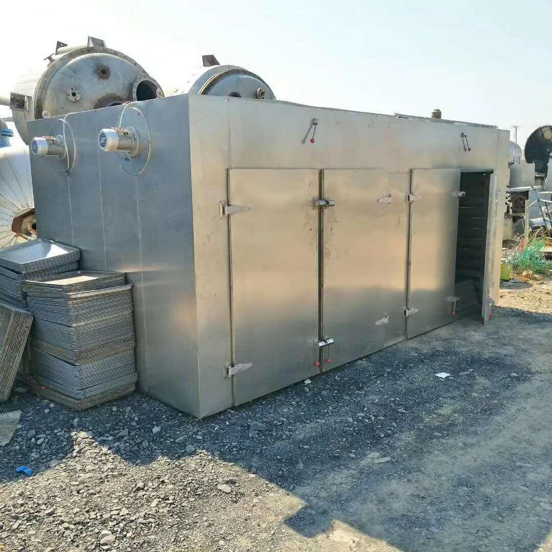 江苏回收二手范群热风循环烘箱