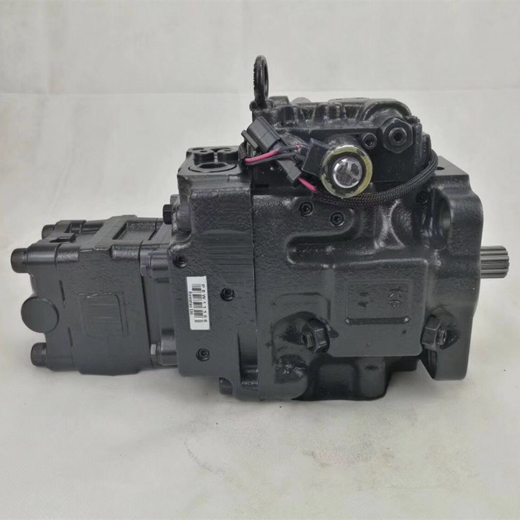 长期供应小松pc56-7液压泵总成 小松56液压大泵现货图片