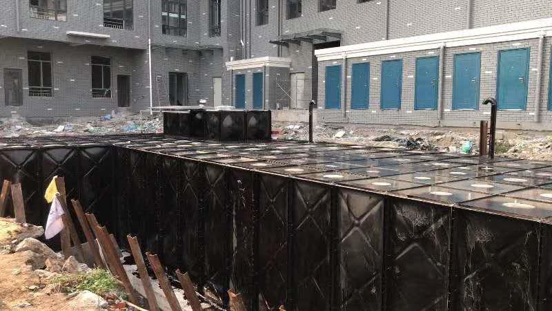 东方现货地埋式增压箱泵一体化泵站