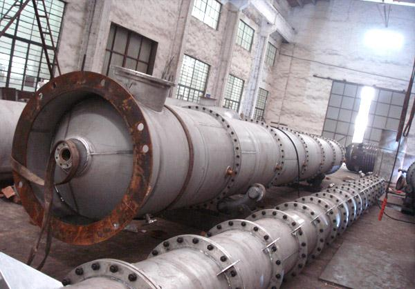 池州回收二手精馏塔 蒸馏塔