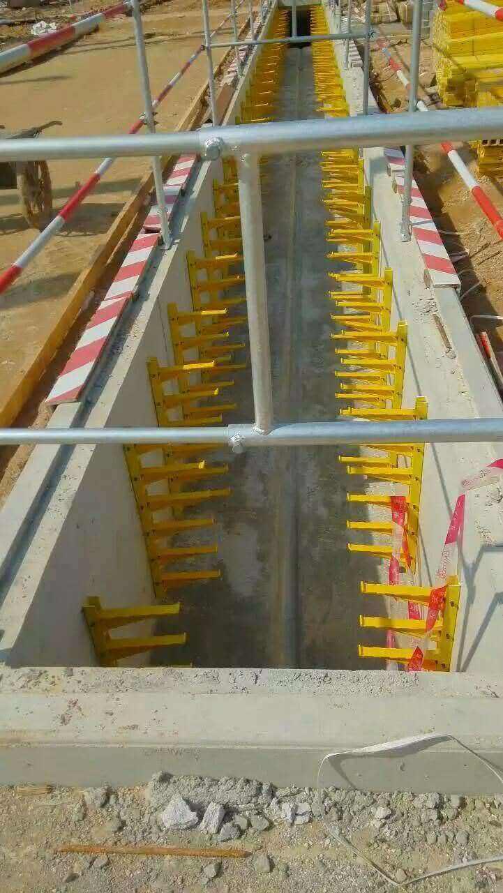 电缆支架 电缆井玻璃钢托架 电缆槽支架免维护