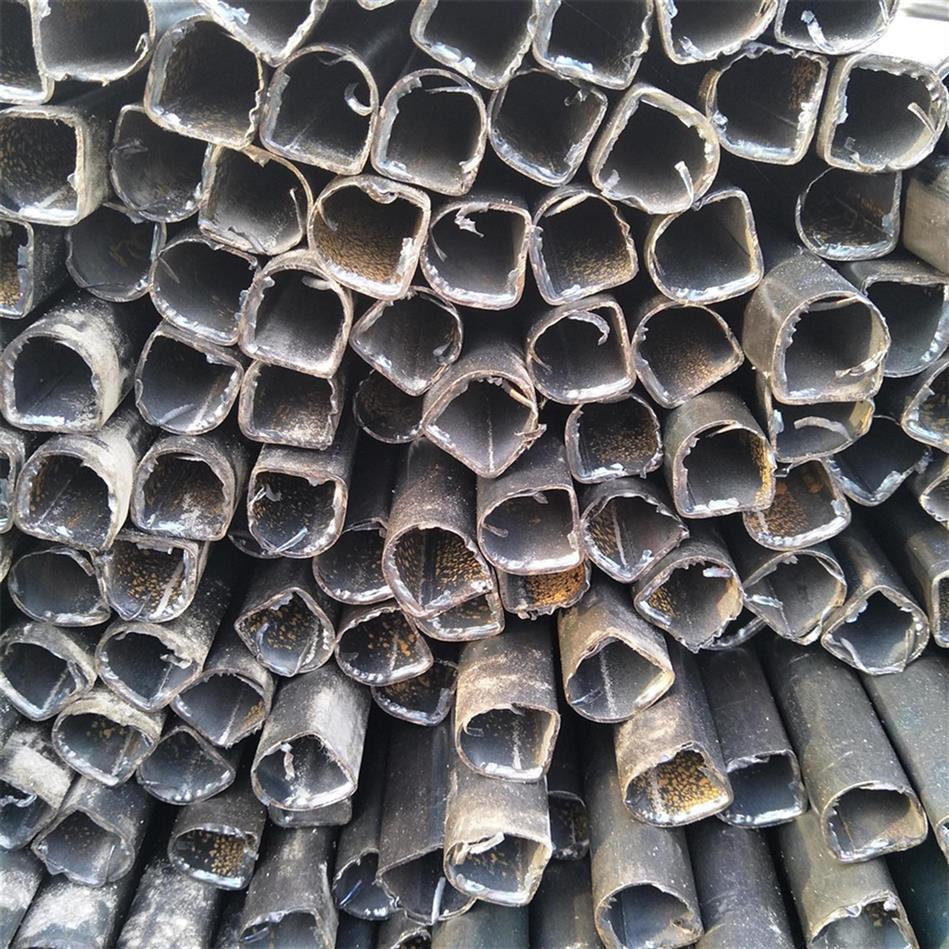 双凸形异型管,双凹形异型管,瓜子形异型管,圆锥形异型管,波纹形异型管