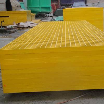 排水沟纤维格栅 玻璃钢格栅 格栅池的作用