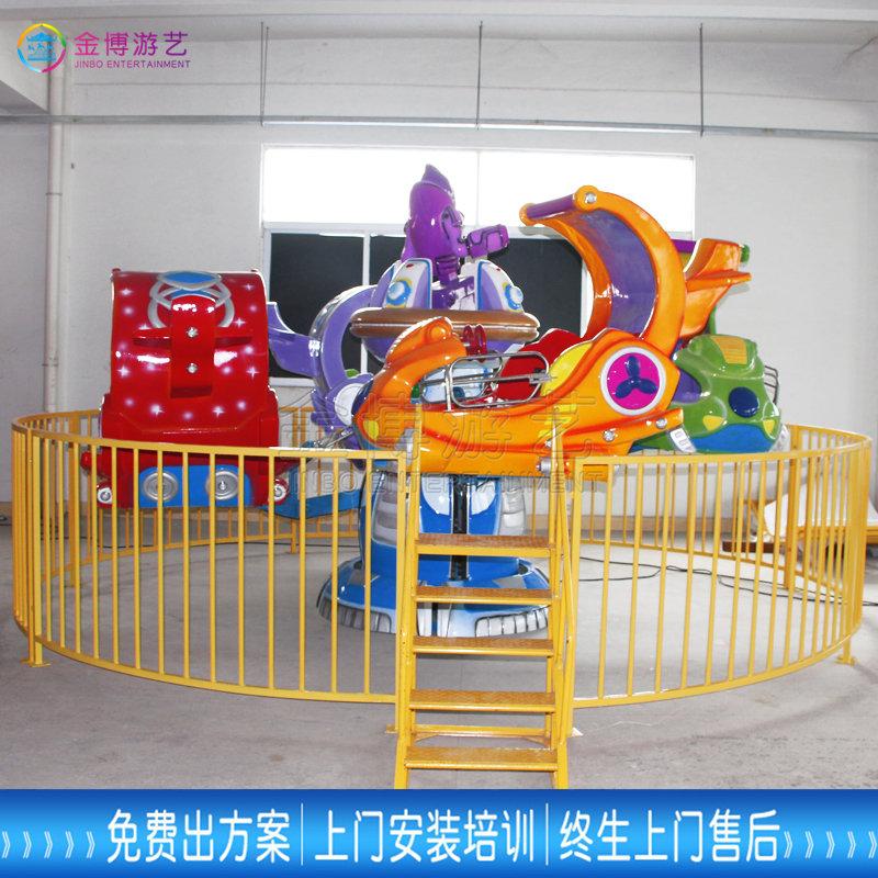 专业制造中小型游乐装备厂家